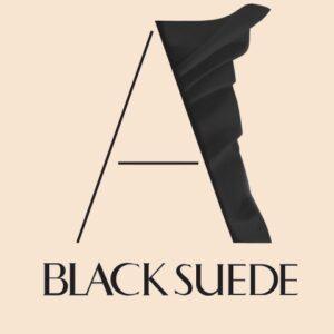 Avon Black Suede